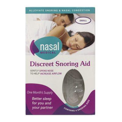 NASAL MEDICAL DISCREET SNORING AID SMALL