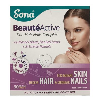 SONA BEAUTEACTIVE TABLETS (30)