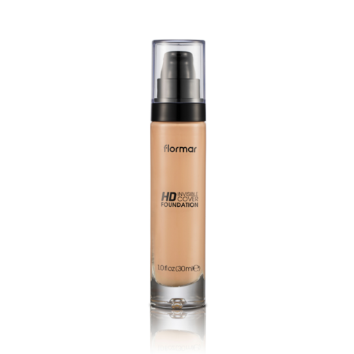 FLORMAR INVISIBLE COVER HD FOUNDATION