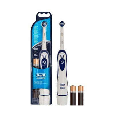 ORAL-B PRO-EXPERT BATTERY OPERATED TOOTHBRUSH