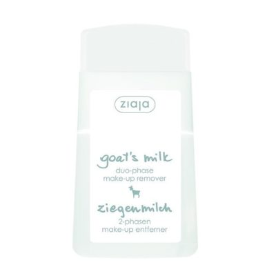 ZIAJA GOAT'S MILK DUO-PHASE MAKE-UP REMOVER (120ML)