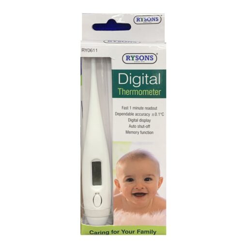 DIGITAL THERMOMETER RYSONS