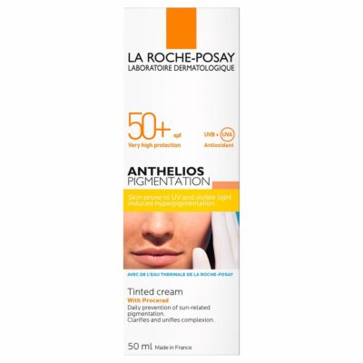 LA ROCHE-POSAY ANTHELIOS PIGMENTATION 50+ TINTED CREAM (50ML)