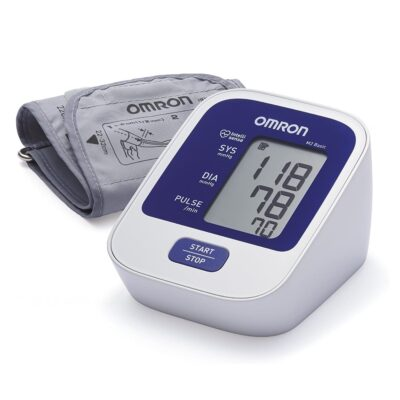 OMRON M2 BLOOD PRESSURE MONITOR – UPPER ARM