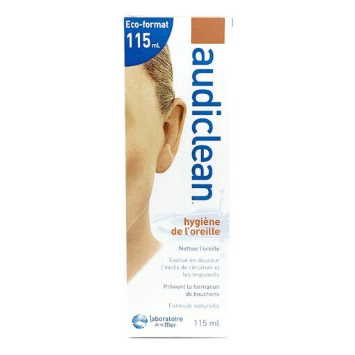 AUDICLEAN EAR CLEANSING WASH (115ML)