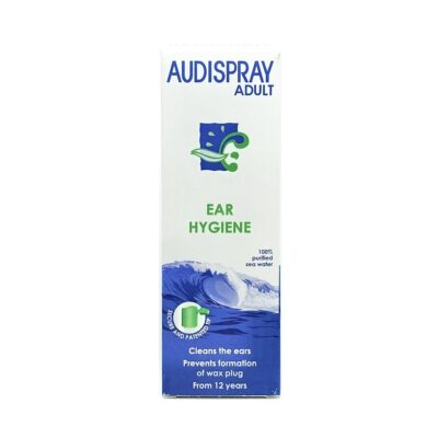 AUDISPRAY ADULT EAR HYGEINE SPRAY (50ML)
