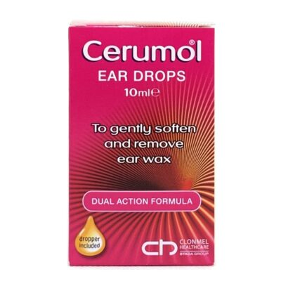CERUMOL EAR DROPS (10ML)