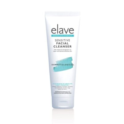 ELAVE SENSITIVE FACIAL CLEANSER (250ML)