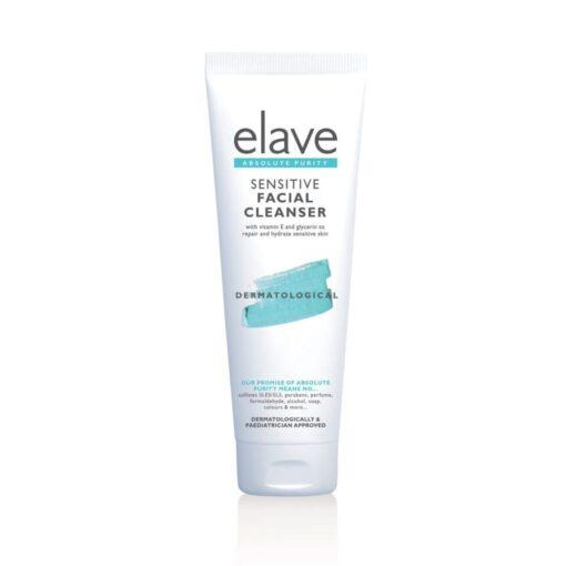 ELAVE SENSITIVE FACIAL CLEANSER (250ML)