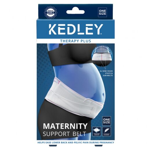 KEDLEY THERAPY PLUS MATERNITY SUPPORT BELT