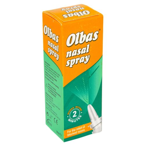 OLBAS NASAL SPRAY (20ML)