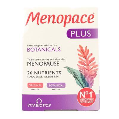VITABIOTICS MENOPACE PLUS TABS (56)