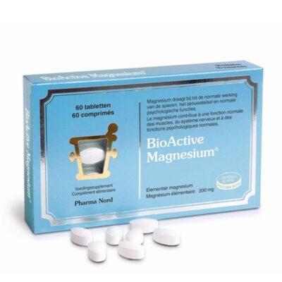 BIOACTIVE MAGNESIUM TABLETS (60)