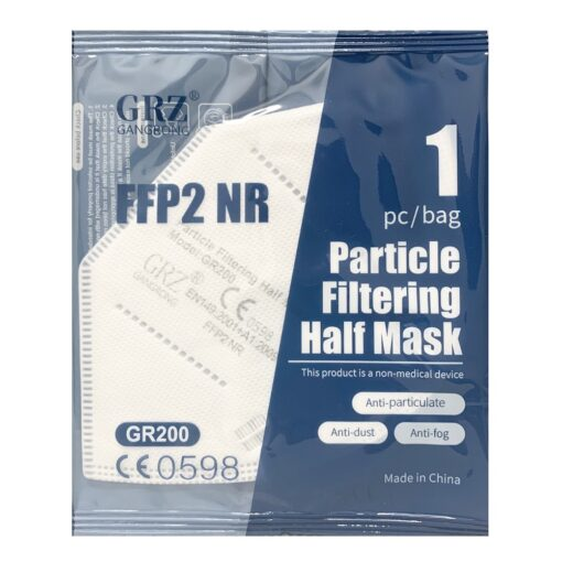 FACE MASK FFP2 - INDIVIDUALLY WRAPPED