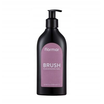 FLORMAR BRUSH CLEANSING GEL (200ML)