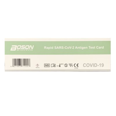 COVID-19 RAPID ANTIGEN TEST - BOSON