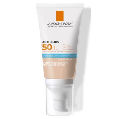 ANTHELIOS 50+ HYDRATING CREAM TINTED - LA ROCHE-POSAY (50ML)