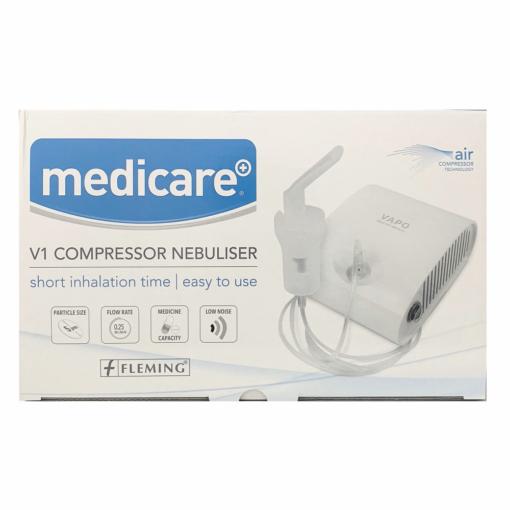 Compressor Nebuliser V1 - Medicare